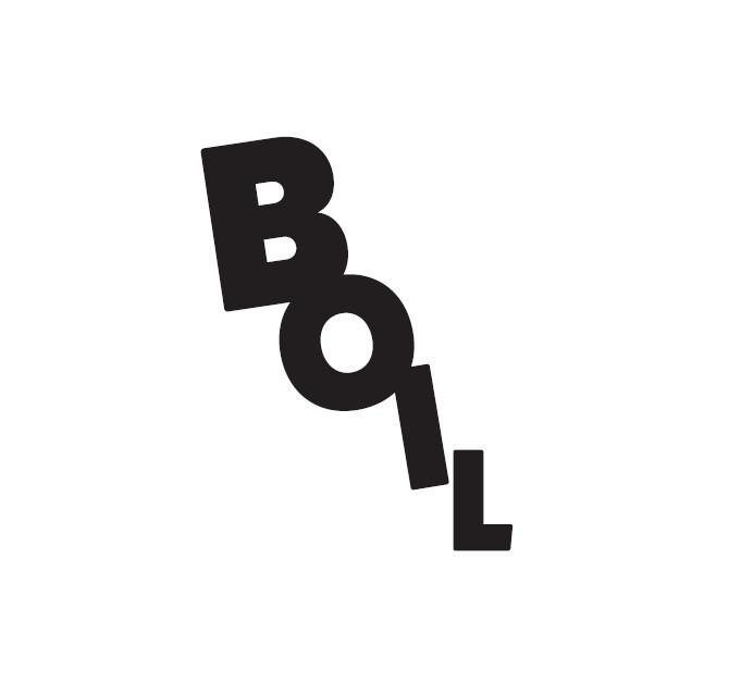 【BOIL応援コース】 BOILオリジナルステッカープレゼント!