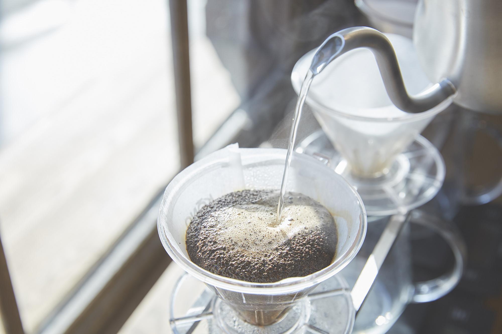 【アベコーヒープラン】 アベコーヒーnokuticaブレンド豆100g+コーヒーの美味しい淹れ方講座 (自宅にある器具を持ってきてもらっても良いですよ!) (後日予約枠をお知らせいたします。)